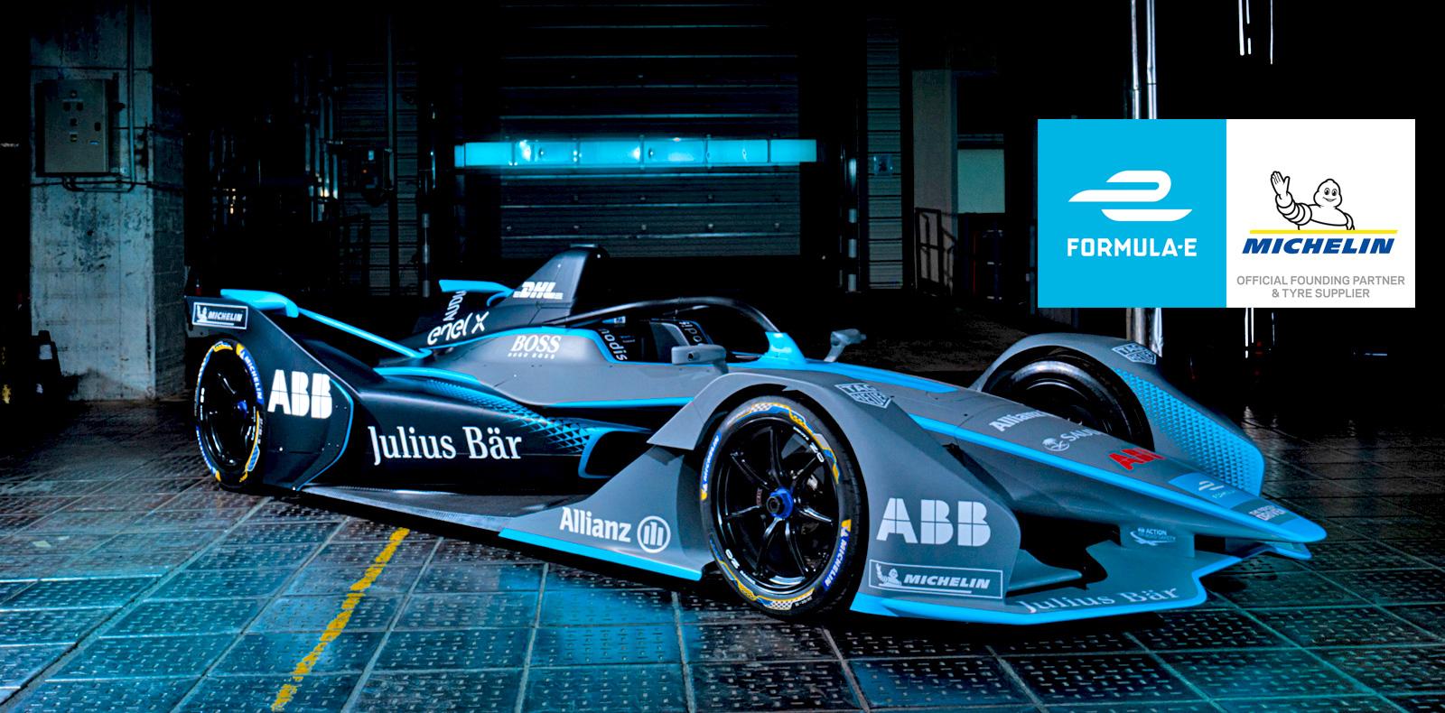 Formula E Yarışları Michelin Sponsorluğunda Başlıyor 1