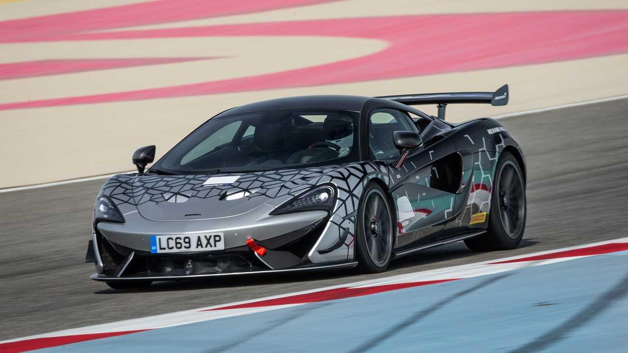 McLaren 620R için Pirelli Lastikleri Tercih Edildi 1