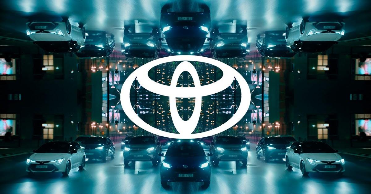 Yeni Toyota Logosu Tanıtıldı 1